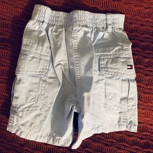 Tommy Hilfiger Baby Blue Shorts Size 6-12 Months